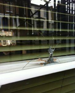 Emergency Glazier Callout